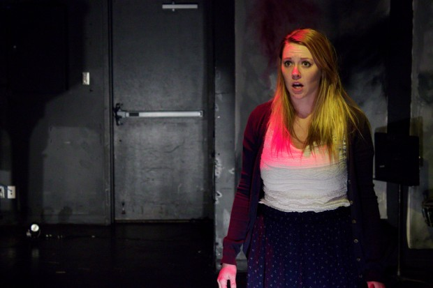 Kas Nixon as Alison in Ryan Reese's Before The Night Takes Us. Photo Credit: Colton Holmes.