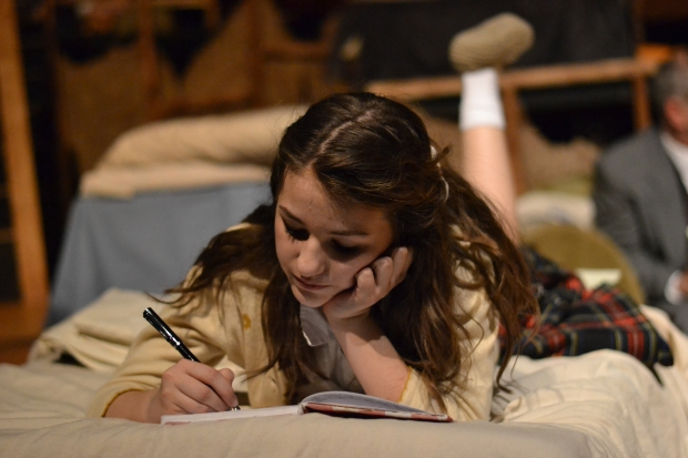 ACT - Diary of Anne Frank - West Village Theatre March 23 2016 1 of 6.JPG