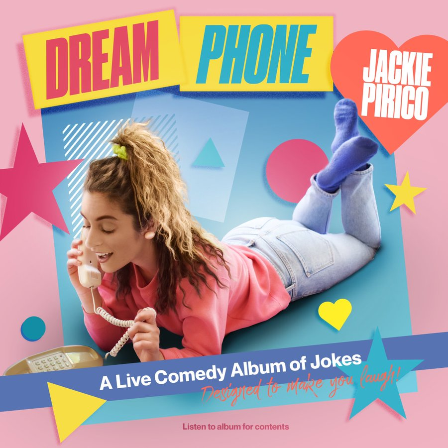 Dream Phone Album Cover